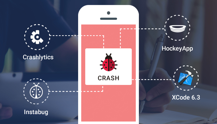 Best crash reporting tools for iOS, mobile app crash reporting, Mobile App crash reports