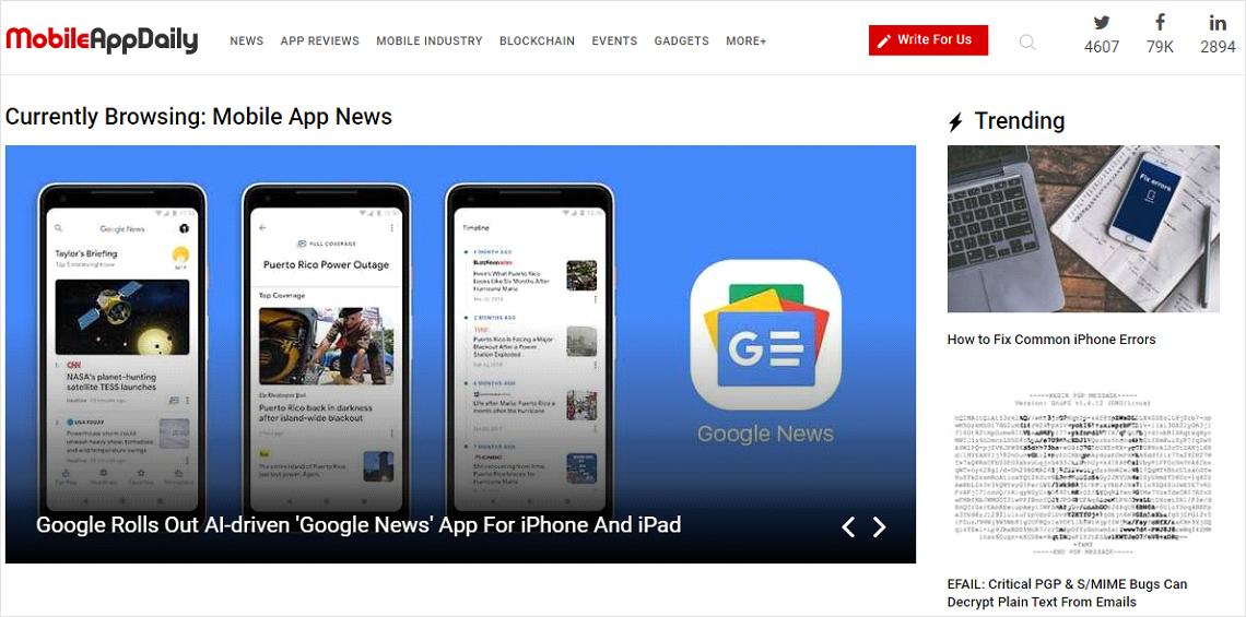 15 Mobile App Development Blogs Every Developer Should Read